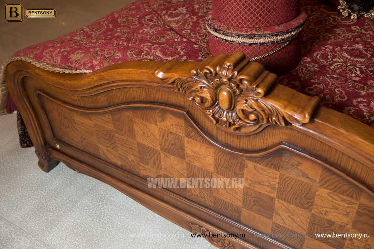 Спальня Монтана D (Классика, массив дерева) цена