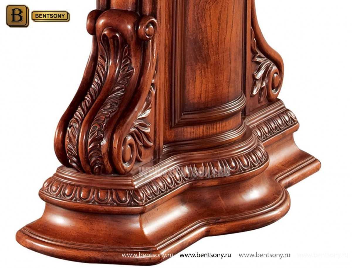Обеденный стол Монтана (Раскладной, массив дерева) каталог мебели