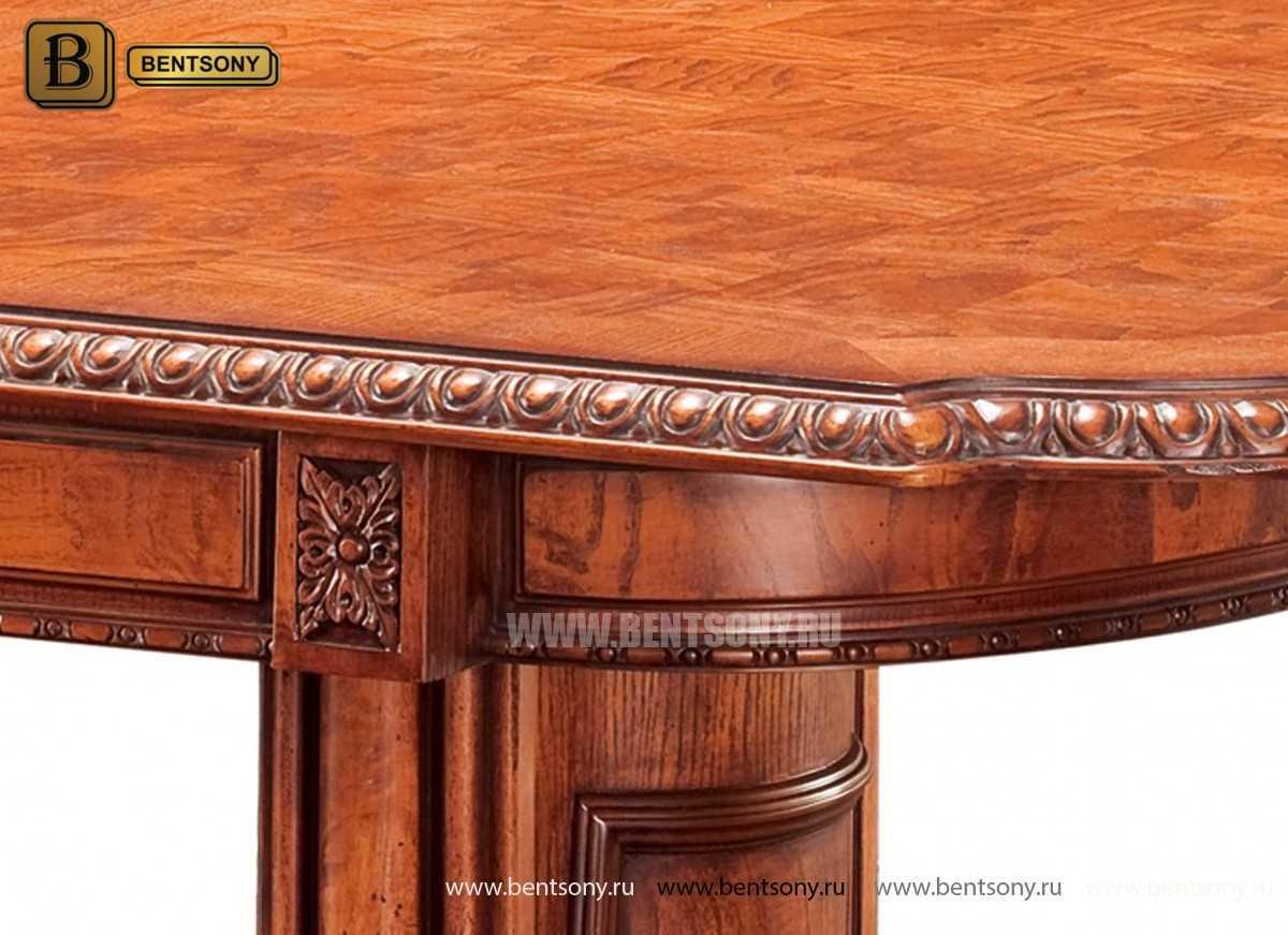 Обеденный стол Монтана (Раскладной, массив дерева) цена