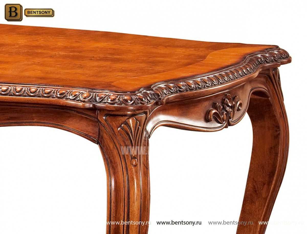 Обеденный стол Монтана (Классика, массив дерева)  магазин Москва