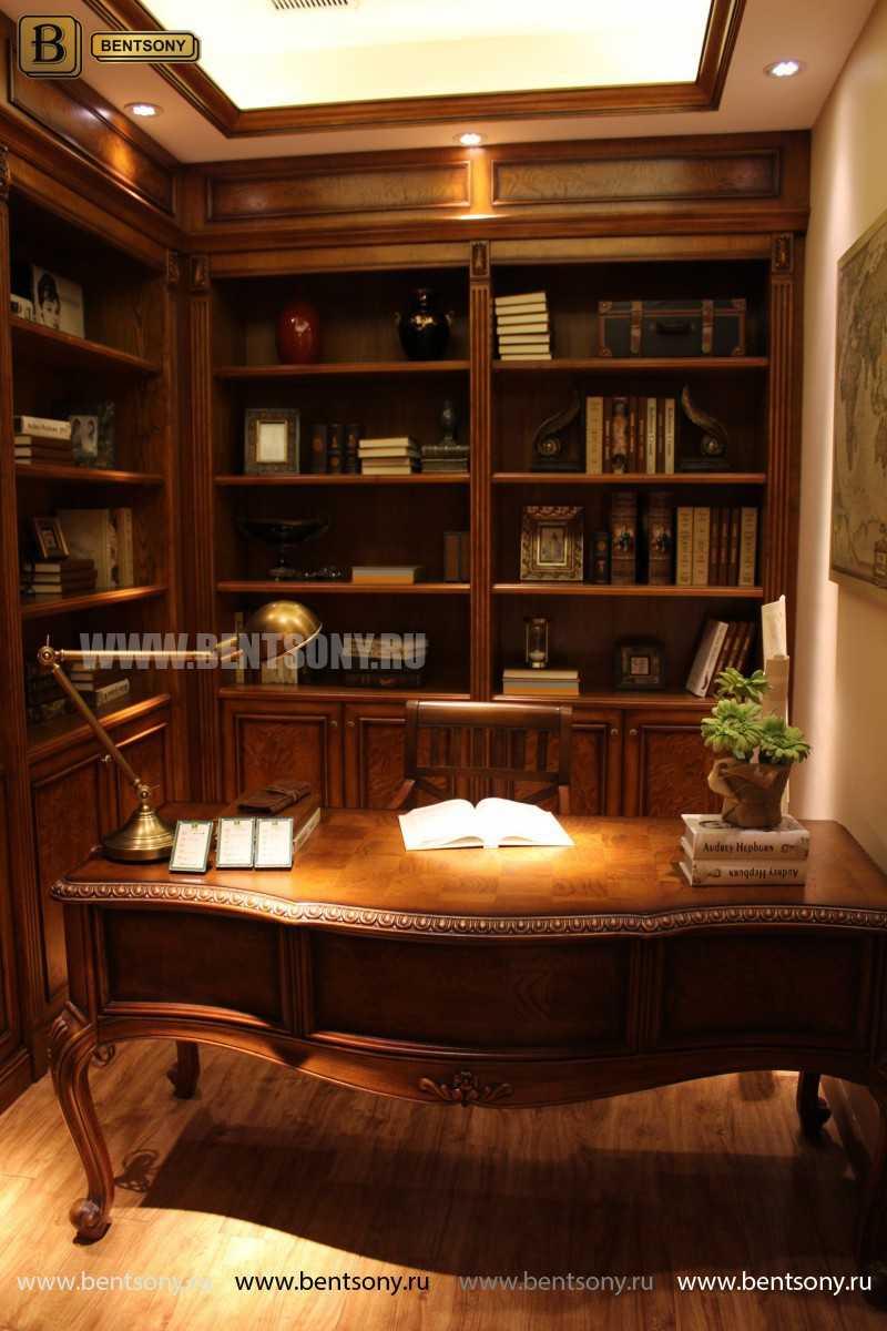 Письменный стол Монтана классический каталог мебели
