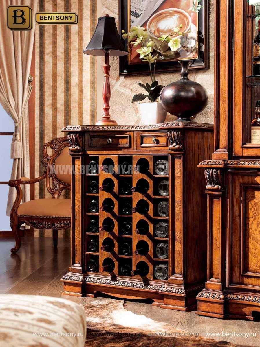 Cтоловая Монтана 01 (Массив дерева, классика) каталог мебели с ценами