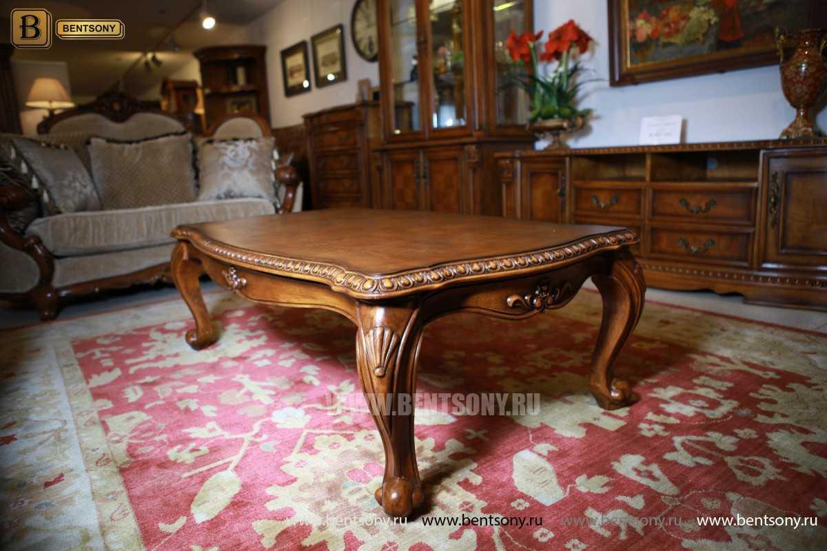Стол Журнальный Монтана А (Классика, Прямоугольный) каталог мебели