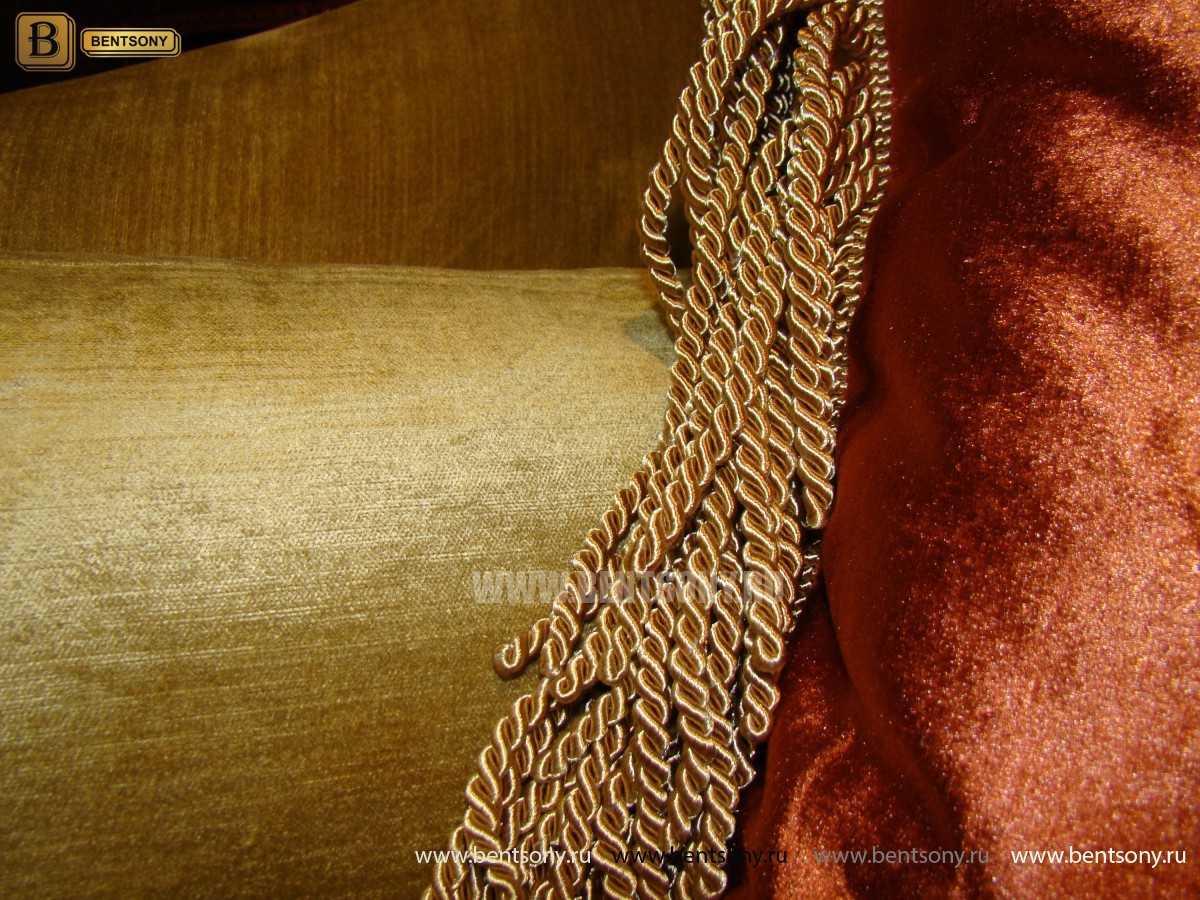 Диван Монтана A (Классический, Велюр) каталог мебели с ценами
