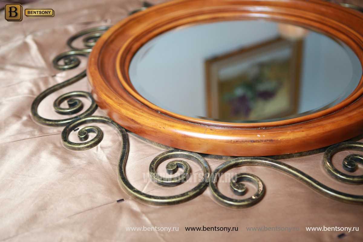 Зеркало на стену Дакота (Классика, дерево, металл) официальный сайт цены