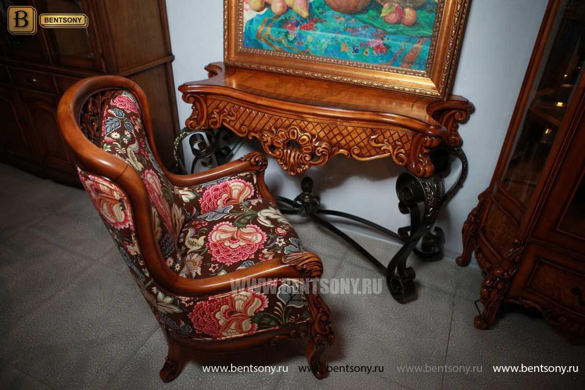 Консоль Дакота (Деревянная столешница) купить в СПб