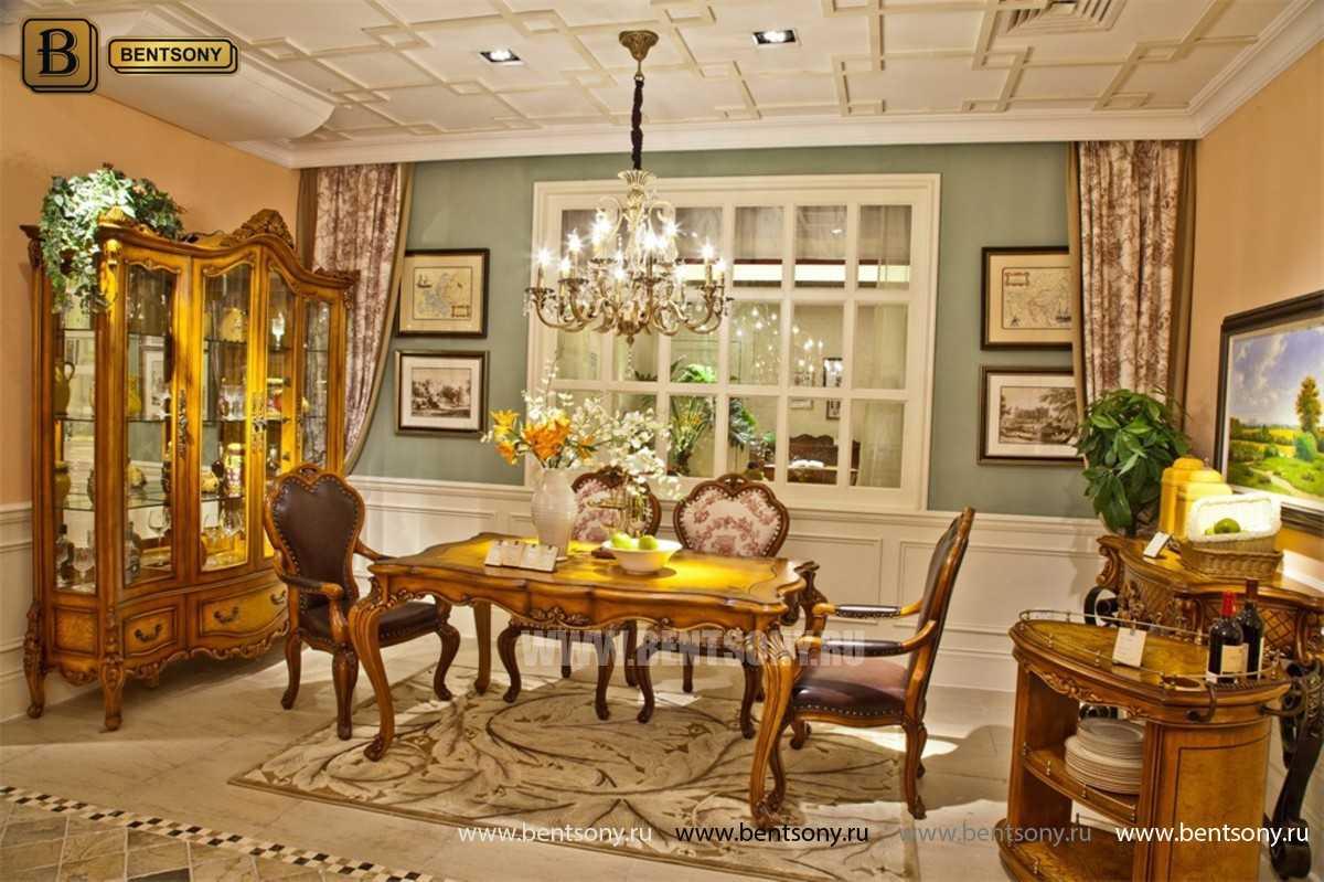 Стул c подлокотниками Дакота А (Натуральная Кожа) каталог мебели