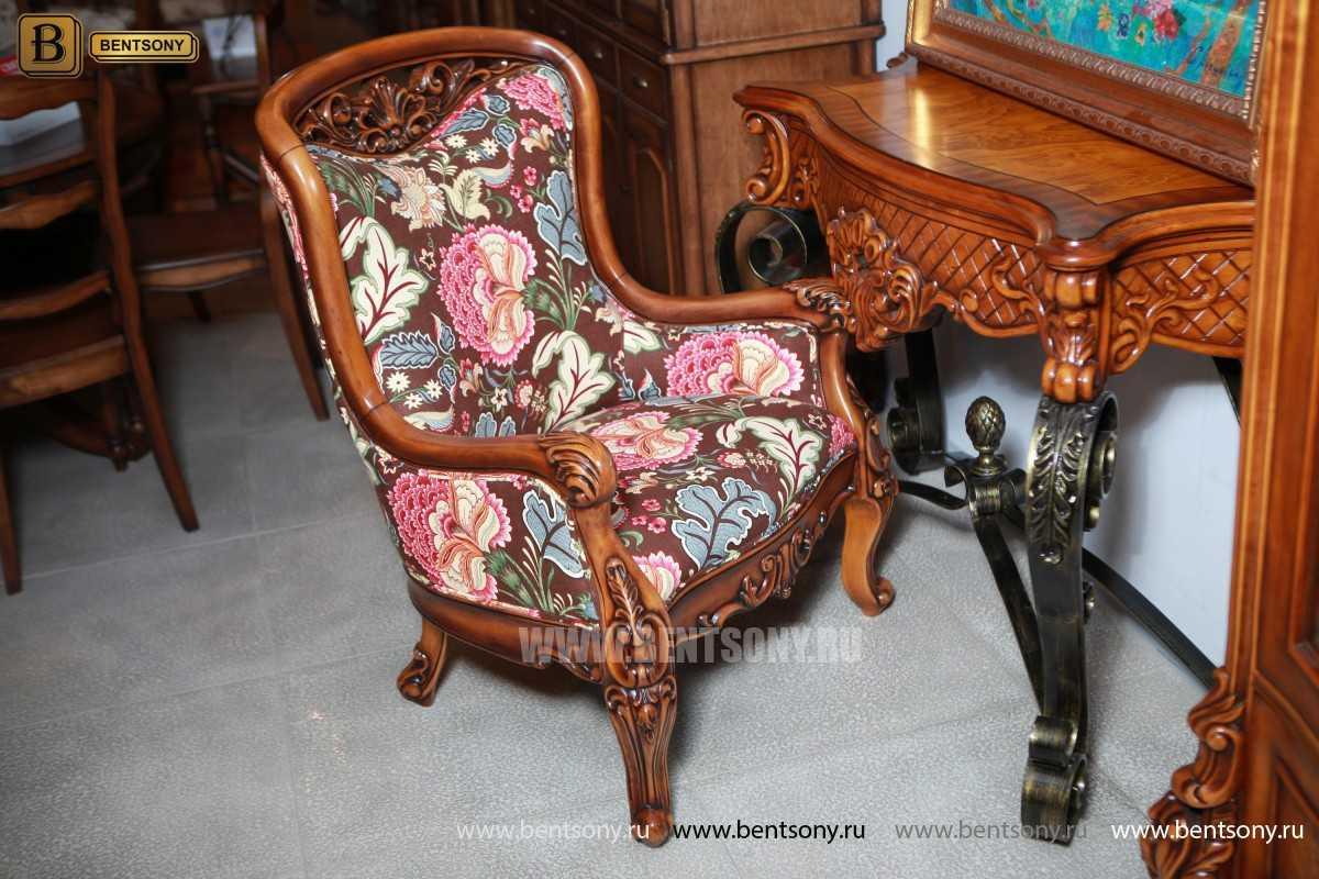 Кресло-стул Дакота В (Массив дерева) в интерьере