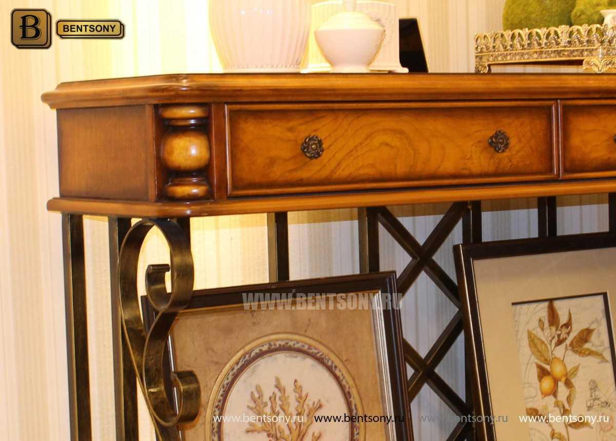 Тумба придиванная Дакота B (Классика, деревянная столешница) официальный сайт цены