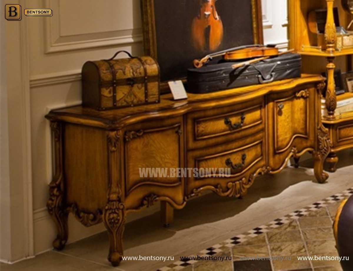 Комод Дакота (Классика, Массив дерева) купить в Москве