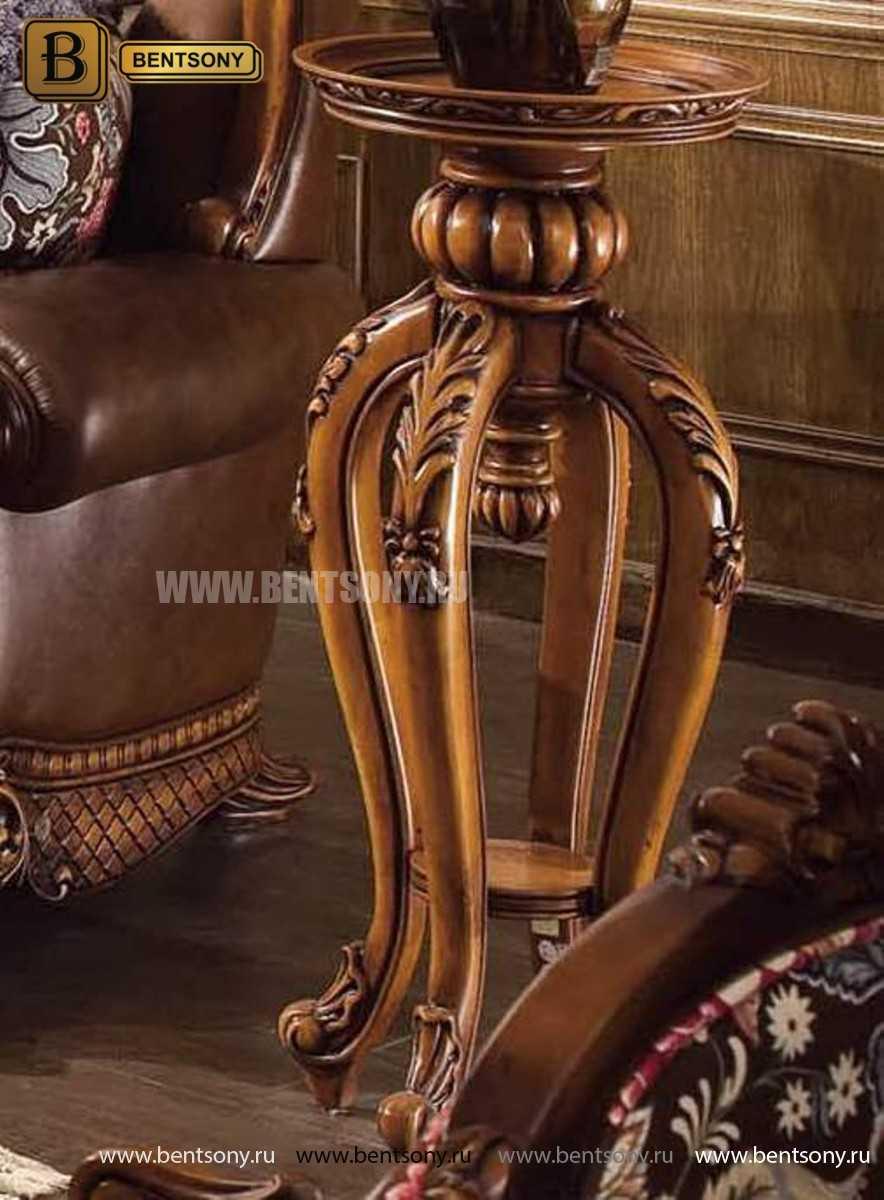 Гостиная Дакота E (Классика, Натуральная кожа, ткань) официальный сайт цены