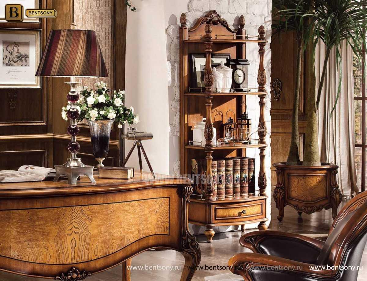 Гостиная Дакота E (Классика, Натуральная кожа, ткань) купить в Москве