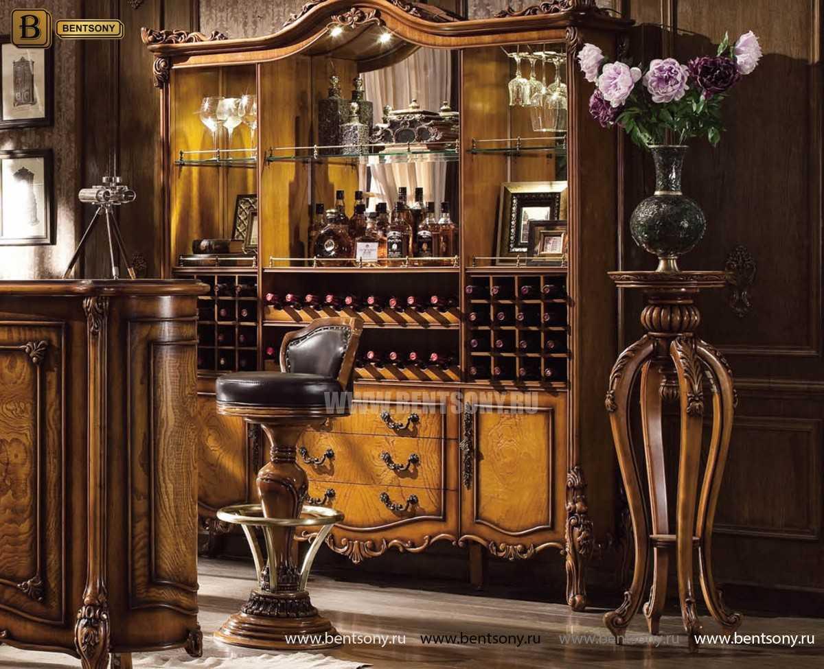 Гостиная Дакота G (Классика, Натуральная Кожа) магазин Москва