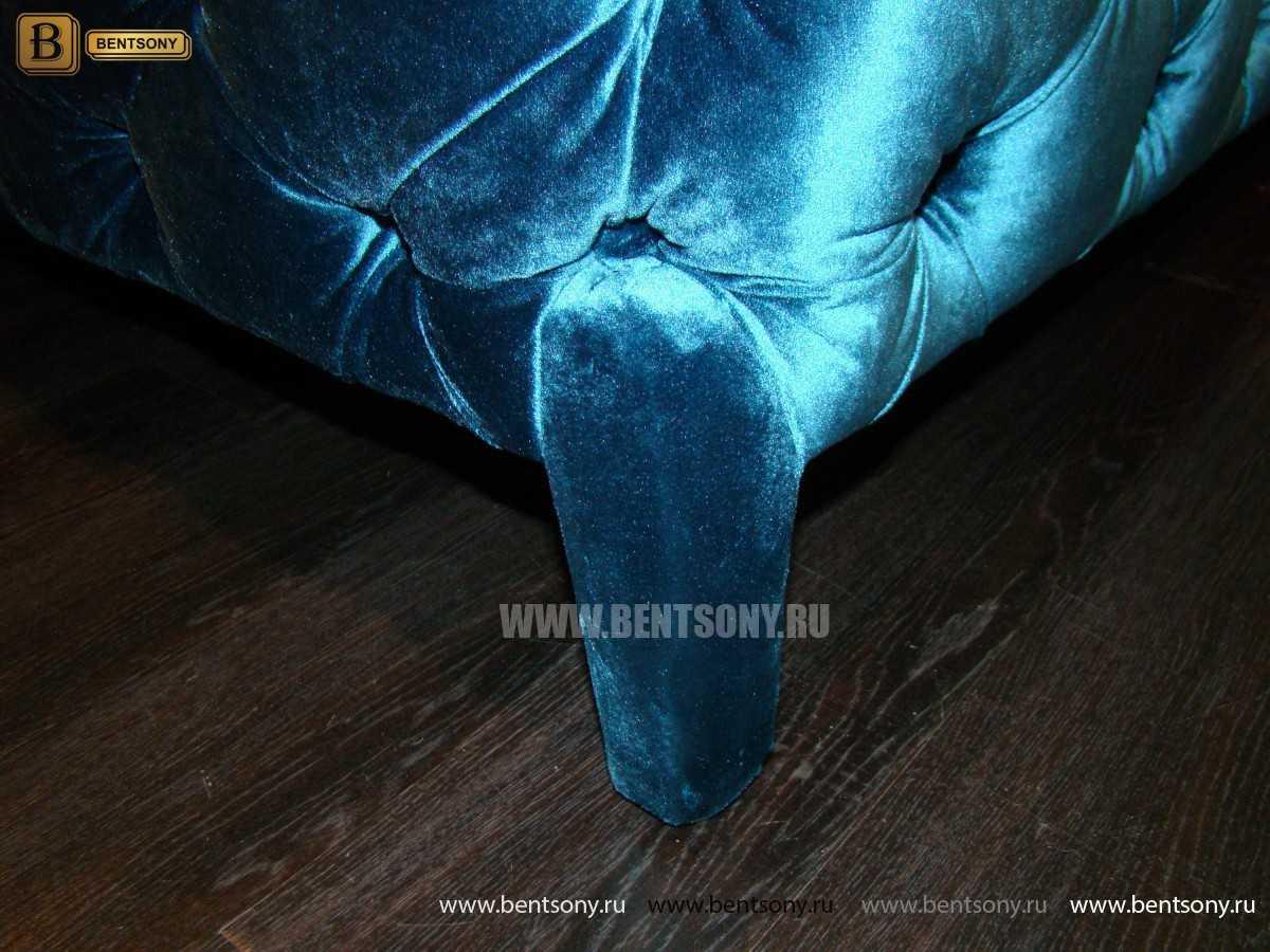 ножка кресло Скиллачи в велюре
