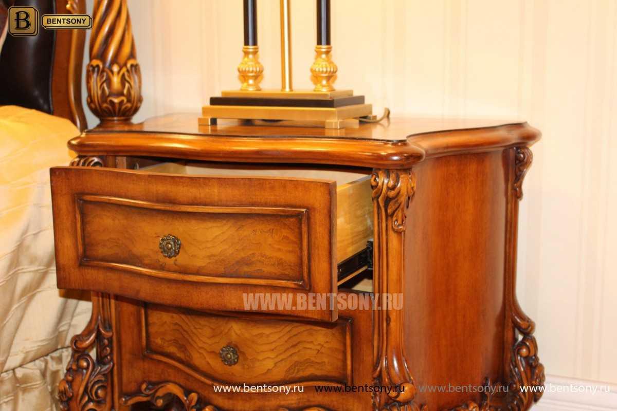 Тумба Прикроватная Дакота А (Деревянная столешница) купить