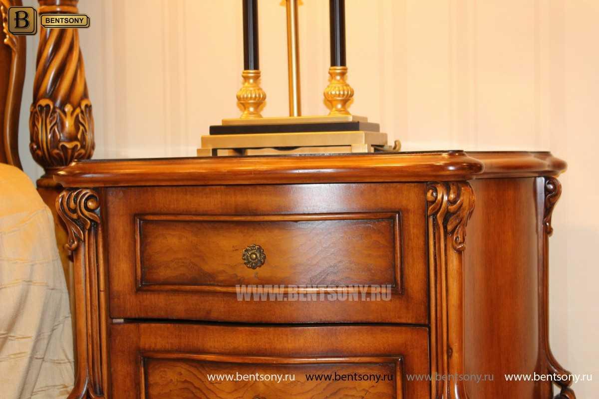 Тумба Прикроватная Дакота А (Деревянная столешница) каталог мебели