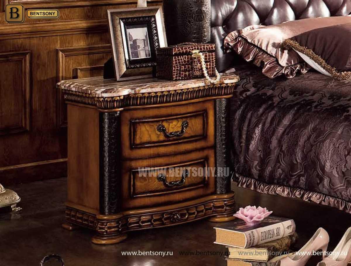Спальня Дакота B (Классика, Натуральная Кожа) каталог с ценами