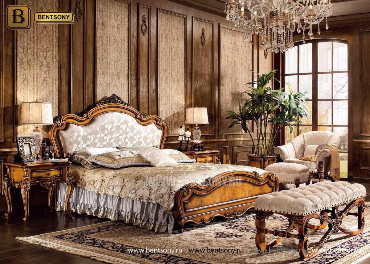 Спальня Дакота C (Классика, массив дерева) купить в Москве