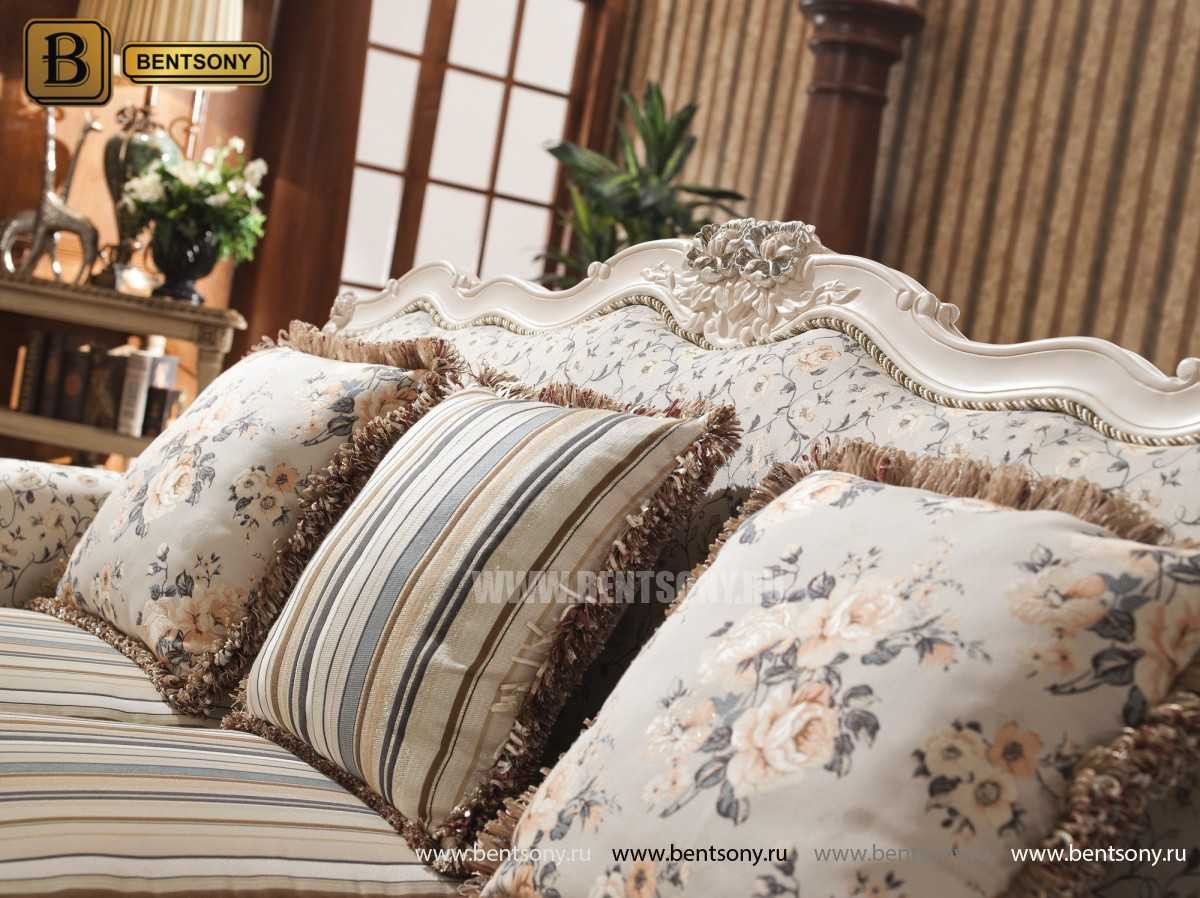 Диван Монтана Е (Классика, Прямой, Тканевый) каталог мебели с ценами