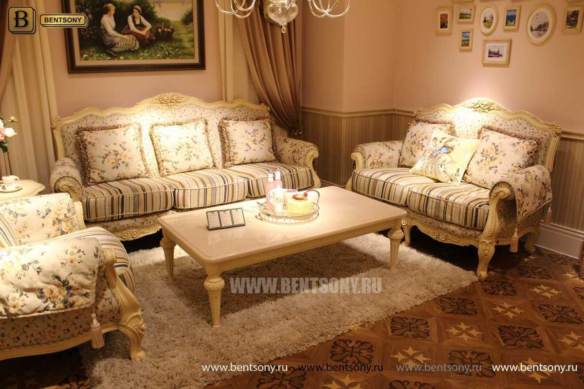 Гостиная Монтана Е (Классика, Ткань) в Москве