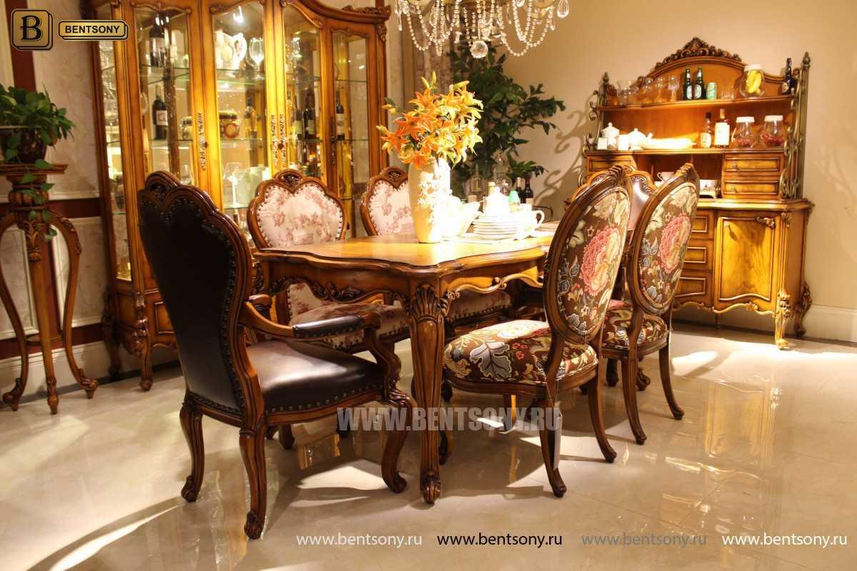 Обеденный стол Дакота классический (Массив дерева) официальный сайт цены