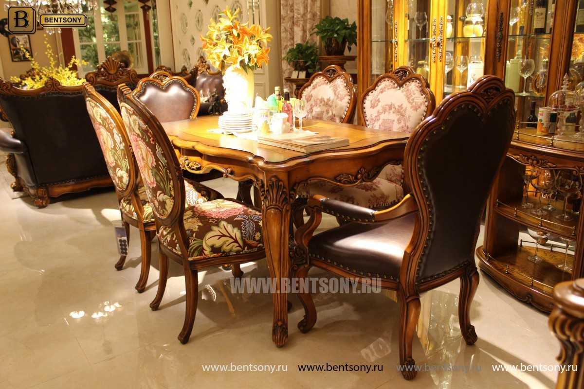Обеденный стол Дакота классический (Массив дерева) в Москве