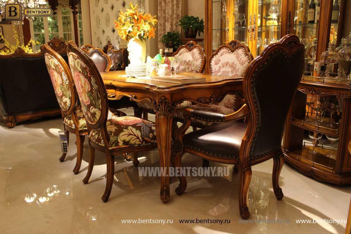 Обеденный стол Дакота классический (Массив дерева) магазин