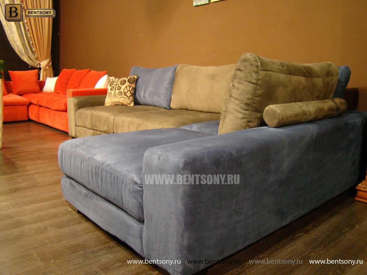 подушки мягкий диван Луиджи