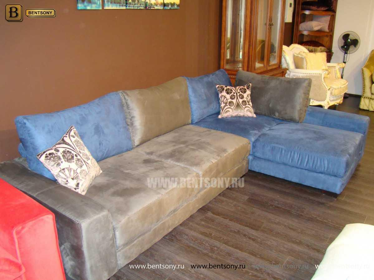 стильный цветной диван Луиджи фото