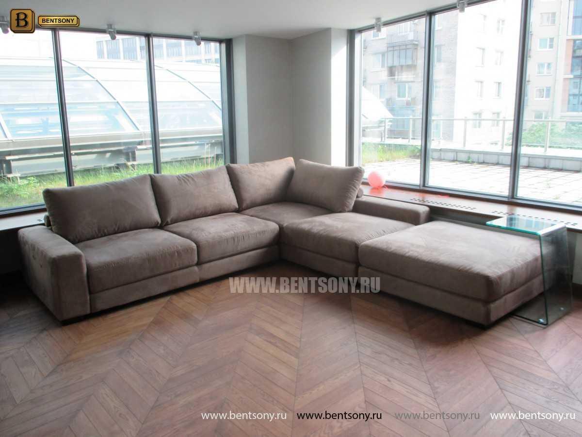 диван Луиджи в интерьере гостиной