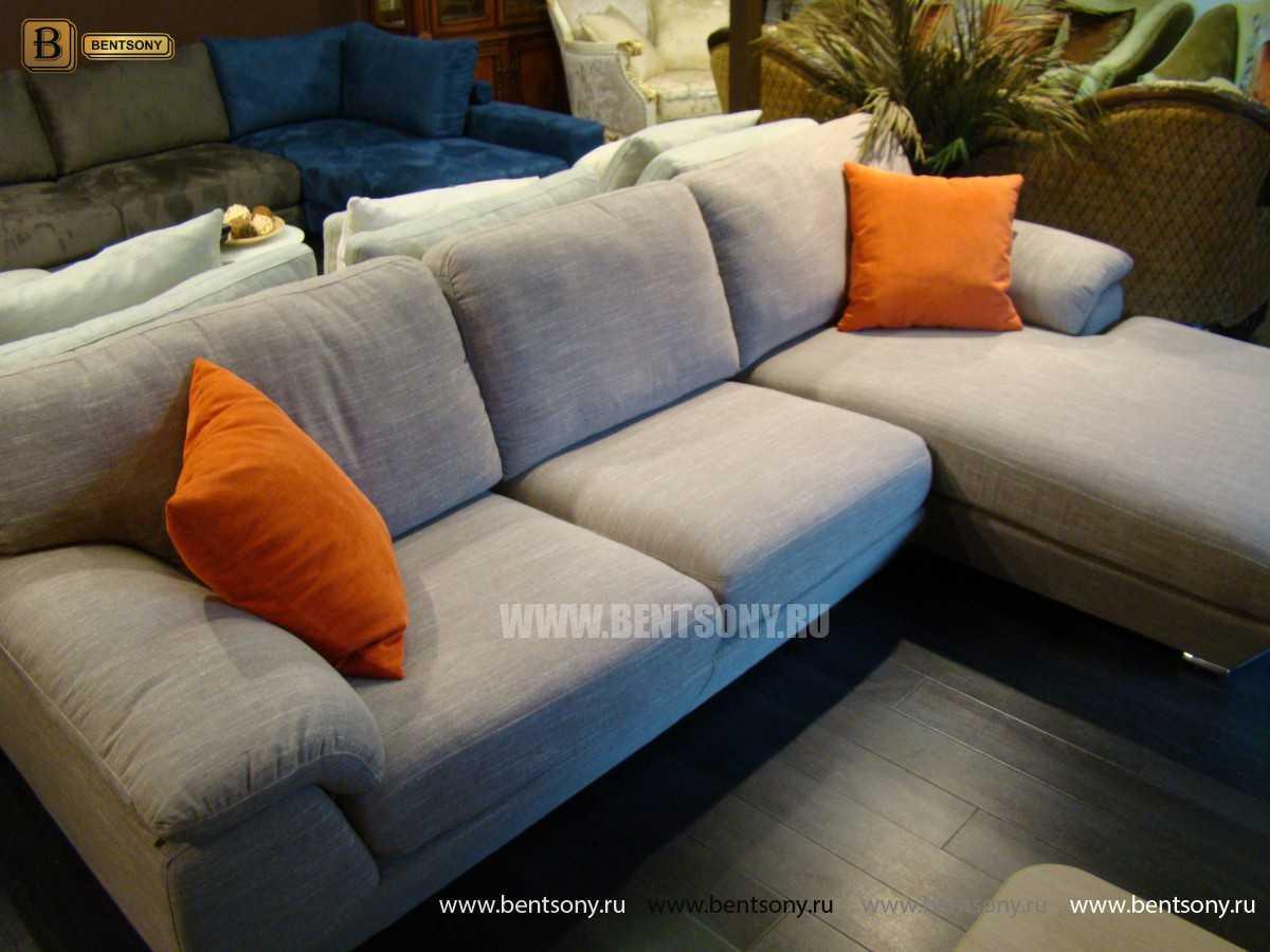 диван с цветными подушками купить