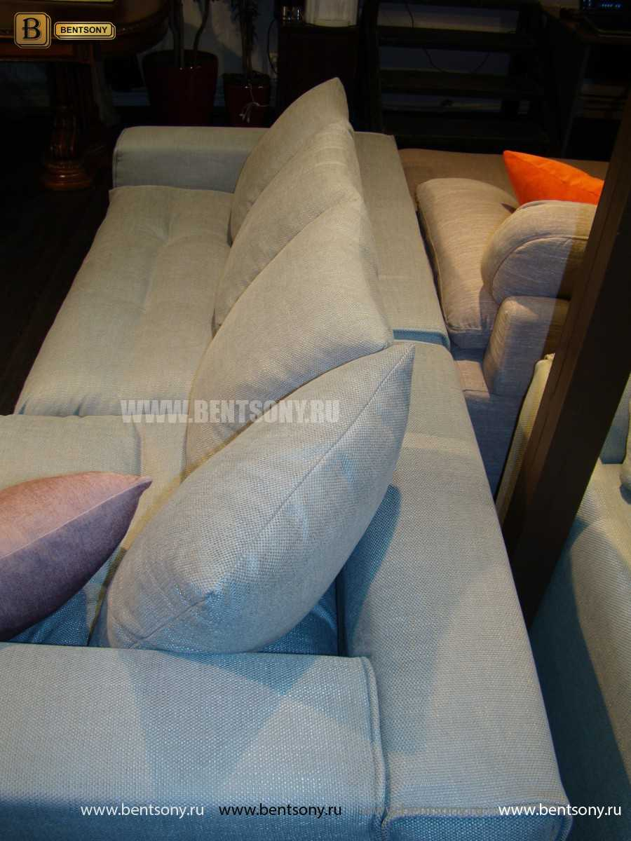 Даван Бениамино угловой с подушками