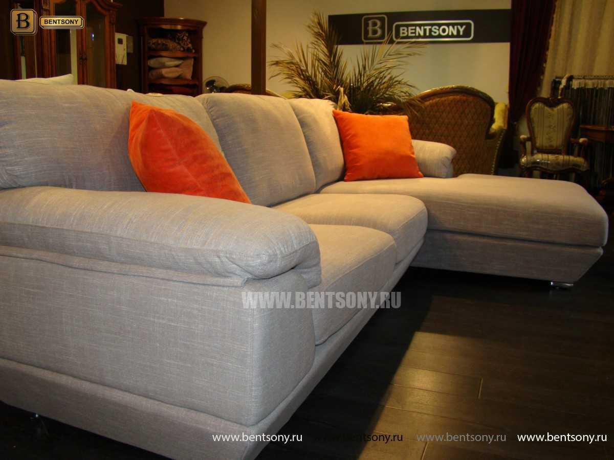 Диван Спалетти Серый  каталог мебели с ценами
