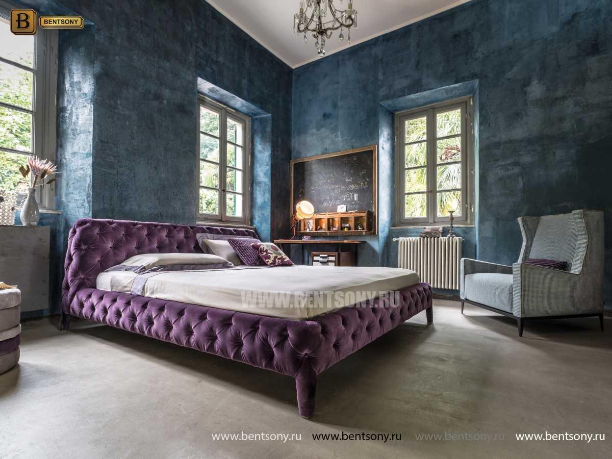 стильная спальня кровать Скиллачи