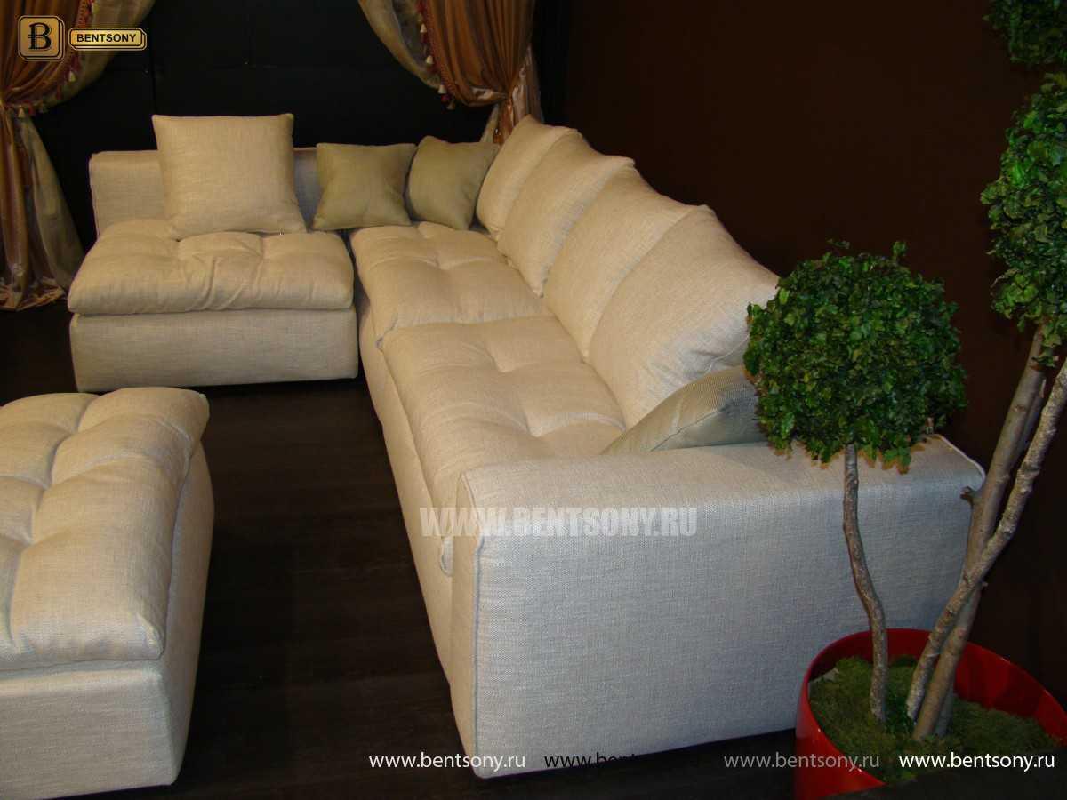 Мягкий диван Бениамино от Бенцони