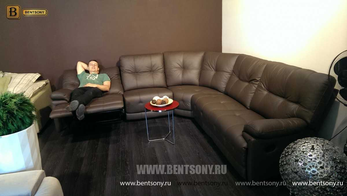 диваны Лексус для домашних кинотеатров