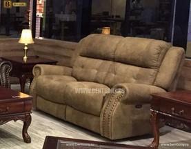 Диван Локсли (Прямой, Натуральная Кожа) каталог мебели с ценами