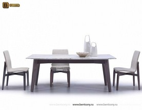 Стол Обеденный из мрамора