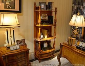 Этажерка Дакота (Массив дерева) каталог мебели