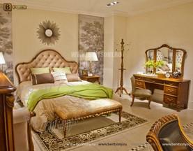 Кровать Лоренс С (Классика, Ткань) в Москве