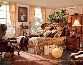 Спальня Феникс F (Классика, Натуральная Кожа) в Москве