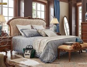 Спальня Лоренс А (Классика, Ткань) купить в СПб