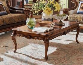 Стол Журнальный Прямоугольный Лоренс А (Массив дерева) каталог мебели с ценами