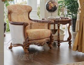 Кресло для отдыха Лоренс А (Классика, Ткань)  фото