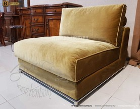 Кресло Дивана Лучиано (Велюр) купить в Москве