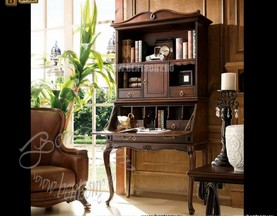 Классический стол для письма(бюро) Крофорд (Массив дерева) в Москве