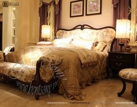 Кровать Крофорд А (Классика, Ткань) официальный сайт цены