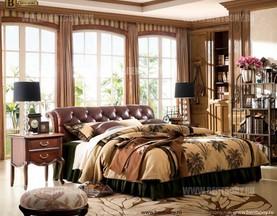 Кровать Крофорд D (Классика, Натуральная кожа) интернет магазин