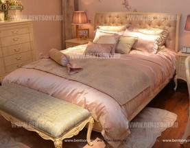 Кровать Митчел D (Классика, Ткань) каталог с ценами