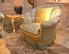 Диван Митчел А (Классика, Ткань) каталог мебели с ценами